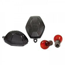 Smoked indicator/signal lenses Suzuki Bandit GSF 600/650/1200/1250