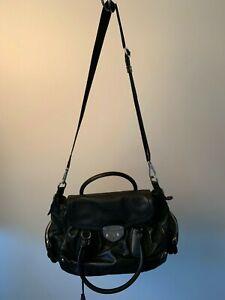 Prada Handbag Nappa gauffrea 1M1132 NERO