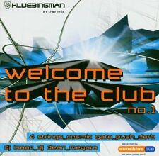 Klubbingman Welcome to the club 01 (mix, 2004) [2 CD]