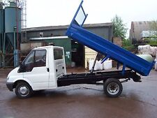 NEW REPLACEMENT TIPPER BODIES Transit/Iveco FROM £995