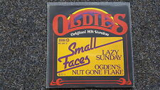 Small Faces - Lazy Sunday/ Ogden's nut gone flake 7'' Single