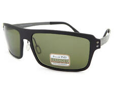 907ee0cace SERENGETI - DUCCIO polarized Sunglasses Satin Black   555nm Green 7817