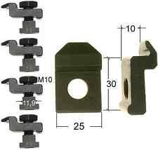 10264 GG-Tools Spannpratzen Spanneisen T-Nutsteine T-Nut-Mutter