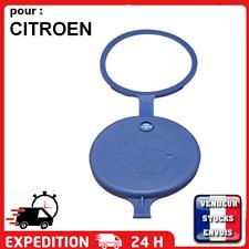 Bouchon réservoir lave glace pour Citroen C2/C3/C4/C5/C6/C8 XSARA PICASSO JUMPY
