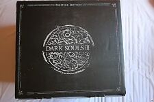Dark Souls 3 III Prestige Edition XBOX ONE ENGLISH ENG Version NEW UK Import