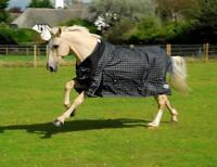 Rhinegold Elite Montpelier Horse Turnout Rug 100g, 600 Denier