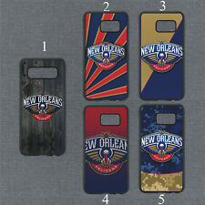 New Orleans Pelicans Phone Case For Samsung Galaxy S21 S20 S10 S9 Note 20 10 9 8
