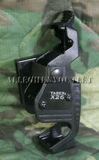QTY 2 MILITARY POLICE RIGHT OR LEFT HANDED X26 X26C TASER HOLSTER HOLDER CASE