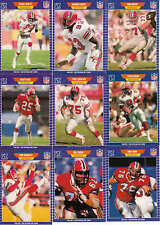 Complete Your 1989, 1990, 1991 Pro Set Football Set - Pick 30