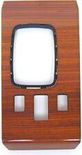 Revêtement en Bois Console de Commande Adapté pour Mercedes W107 Bois Zebrano
