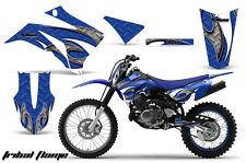 YAMAHA TTR 125 Graphic Kit AMR MX Racing # Plates Decal Sticker TTR125 08-13 TFB