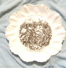 ORIGINAL AUSTRALIAN BOER WAR PATRIOTIC CHINA PLATE