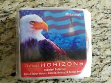 Harcourt Horizons Audiotext US History, Mexico Canada Central America