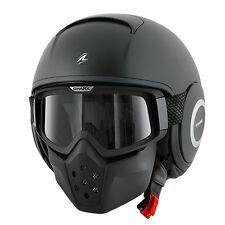 Helmet Open Face Shark Raw Blank Mat Size M 57-58 He3012kma