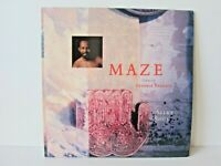 Maze Silky Soul Featuring Frankie Beverly LP Vintage Vinyl Record  4