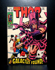 COMICS: Marvel: Thor #168 (1969), 1st Ecce the Watcher app/Galactus origin