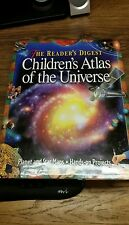 The Readers Digest Childrens Atlas of The Universe planet star maps projects