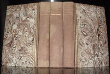 *The Works Of William Shakespeare - Nonesuch Press, 3 Volumes Only, 1-3 - HB,