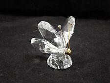 "Swarovski Crystal Figurine Butterfly 2"""