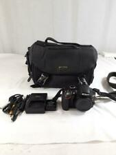 Nikon D3200 Digital SLR Camera With Battery, Charger, Power Cord And Bag No Lens