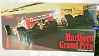 MARLBORO MEADOWLANDS GRAND PRIX INDY CAR POSTER JULY 1990 26 X 20  COLOR