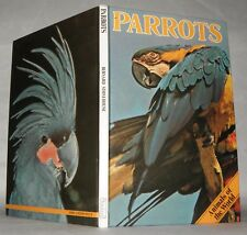 Parrots- Bernard StoneHouse- HB, 1981, HB, Illustrated- Wayland