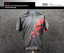 Audi Sport Fahrradtrikot schwarz Bike 313150340 XS S M L XL XXL