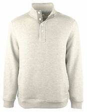 Tommy Bahama Men's Via Norte Button Mock Sweater