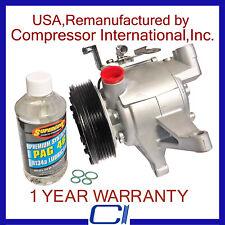 2013-2015 Subaru XV Crosstrek OEM Reman A/C Compressor