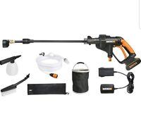 WORX WG629E.1 Hydroshot 22 Bar Battery Cordless Pressure Washer