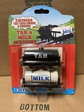 Ertl Thomas The Tank Engine And Friends Train Tar & Milk Wagons 1993