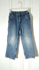 TIMBERLAND BOYS JEANS SIZE 6 BLUE