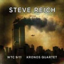 WTC 9/11 Mallet Quartet Dance Patterns 0075597964578 Steve Reich