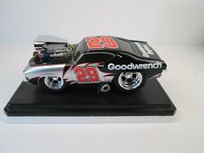 Action Muscle Machines #29 Kevin Harvick '69 Chevelle NASCAR 1:18 Goodwrench
