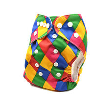 Modern Cloth Nappies Unisex Cloth Nappy Cloth Diaper With Pocket Liners (D243)