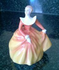Royal Doulton  Miniature Porcelain Figurine HN 3220 Fragrance Peggy Davies