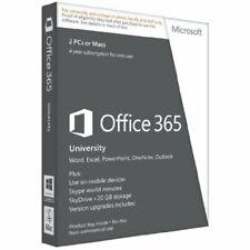 MICROSOFT R4T-00042 OFFICE 365 UNIVERSITY 32/64BIT