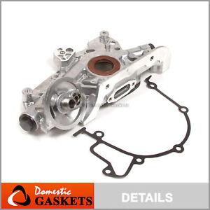 """Fit 98-03 Isuzu Amigo Rodeo Sport 2.2L 16-Valve DOHC Oil Pump """"X22SE"""""""