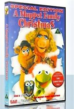A Muppet Family Christmas - 1987 - Classic Muppets Xmas Movie [Dvd]