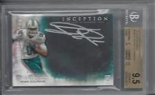 DEVANTE PARKER 2015 TOPPS INCEPTION SILVER SIGNINGS AUTO RC /50 BGS 9.5 10 POP 3