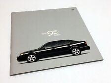 2000 Saab 9-5 Sedan Brochure