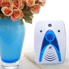 4 in 1 Ultrasonic and Electromagnetic Wave Pest Rodent Mice Bug Insect Repeller