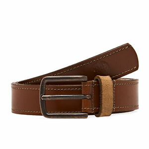 Rip Curl Texas Mens Belt Leather - Tan All Sizes