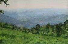 Blue Ridge Vista (14.5 x 20.75)-- Giclee Print by Shelley Koopmann