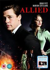 Allied (dvd Digital Download) 2017 DVD Region 2