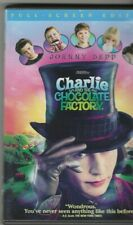 Charlie and the Chocolate Factory (Dvd, 2005, 2-Disc Set, Widescreen Deluxe.