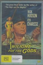 TWILIGHT FOR THE GODS ROCK HUDSON & CYD CHARISSE  NEW ALL REGION DVD