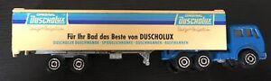 MAJORETTE Modellauto MERCEDES - DUSCHOLUX 15,5 cm SAMMLUNGSAUFLÖSUNG !!!