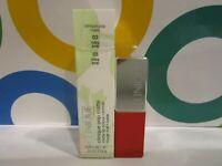 CLINIQUE ~ CLINIQUE POP MATTE LIP COLOUR + PRIMER ~ # 03 RUBY POP ~ BOXED