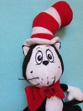 FAB RETRO *CAT IN A HAT* PLUSH SOFT TOY - DR SEUSS - ROALD DAHL